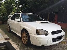 subaru wrx 2005 white. Contemporary Subaru 2005 Subaru WRX STi In Wrx White X