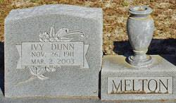 Ivy Curtis Dunn Melton (1911-2003) - Find A Grave Memorial
