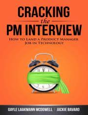 Cracking The Pm Interview Gayle Laakmann Mcdowell Pdf Cracking