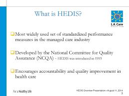 Hedis Overview Presentation Ppt Download