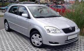 Toyota Corolla E120 - Wikipedia