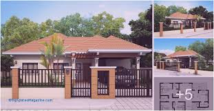 new simple bungalow house design in the philippines simple bungalow