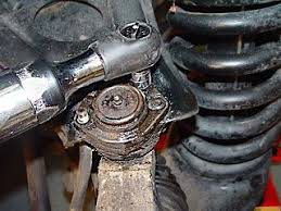 ball joint. ball joint installation ;