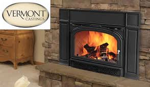 wood burning only quality cast iron insert made in america