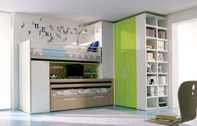 cool bedroom ideas for teenage girls bunk beds. Perfect Decorating Ideas For Teenage Room Designs : Creative Design Bedroom With Walnut Frame Cool Girls Bunk Beds