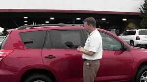 Virtual Video walk around of a 2011 Totoya Rav4 with third row ...