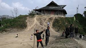 Tribes along India-Myanmar border dream of a 'united Nagaland ...
