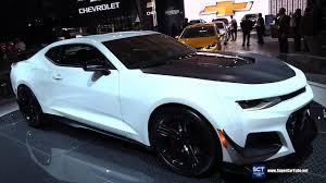 2018 chevrolet camaro. perfect chevrolet 2018 chevrolet camaro zl1  exterior interior walkaround 2017 new york  auto show with chevrolet camaro