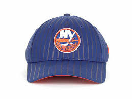 New York Islanders New Era Nhl Frozen Rope 39thirty Stretch