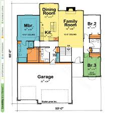one story house home plans design basics also with photos