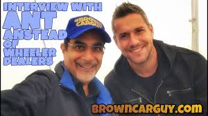 Interview with Ant Anstead of Wheeler ...