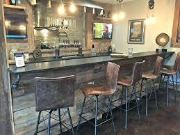 rustic basement bar ideas. Wondrous Rustic Basement Bar Best Ideas On Wet .
