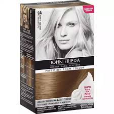Below are 49 working coupons for hair color coupons printable 2019 from reliable websites that we have updated for users to get maximum savings. Precision Foam Colour Permanent Colour Sheer Blonde Light Ash Blonde 9a Hair Body Care Price Cutter