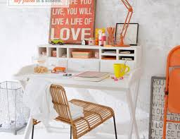 home office archives. Palette Addict: How To Use Orange Accent Hues Home Office Archives