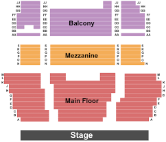 Belcher Center Seating Chart Ballet Tickets