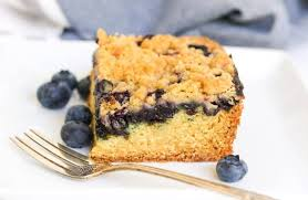 So the hubs and i officially realized how old we are this weekend. Blueberry Crumb Cake Perfect With Coffee Or Tea 365 Days Of Baking