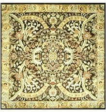 square wool rug area 6 rugs 10x10
