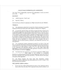 Example Of An Agreement 7 Team Agreement Examples Samples Pdf Examples