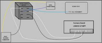 wiring diagrams swapping flow through for steam humid jpg views 121 size 37 1 kb