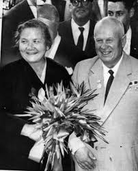 「Nikita Khrushchev in usa in 1959」の画像検索結果