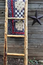 Log Quilt Ladder Rack - Quilt Display - Rustic Quilt Rack - Rug ... & gallery photo gallery photo gallery photo ... Adamdwight.com