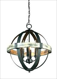 orb light fixture wooden chandelier metal full size of fixtures dining room antique circle wood images