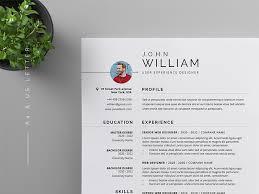 Modern 2020 Resume Resume Cv By Reuix Studio On Dribbble