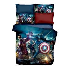 2016 new arrival marvel the avengers cartoon duvet cover sets bedding sets custom bedding baseball bedding from niklause 79 96 dhgate com
