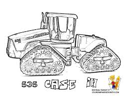Small Picture Tractor Printable Coloring Pages Tractor Coloring Pages To Print