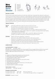 Resume For Cna Position Impressive Sample Resume Nursing Assistant Entry Level Lovely Resume Templates