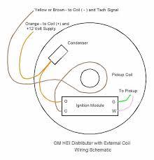 chevy 350 hei distributor wiring diagram tremendous coil delco