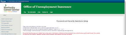 Kentucky unemployment insurance is exactly what you need if you care about your future and possible incidents and can cause your dismissal. Https Kewes Ky Gov Documents Employer Guide Pdf