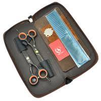 freelander 6 inch 9cr hair cutting scissors hairdressing professional thinning shear barber