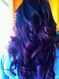 Blue Dyed Hair Tumblr