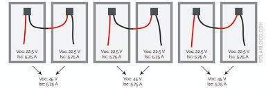 the difference between series and parallel circuits solarloco solar panel wiring in series and parallel
