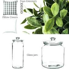 home decor favorites light lane glass jars with lids jar lid ikea sold deal bottles