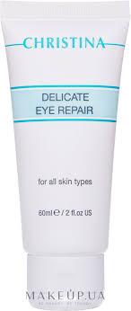 Деликатный крем для контура глаз - Christina Delicate ... - MAKEUP