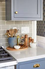 Kitchen Countertop Decorating Ideas Counter Display What To Put On Counters  Best Decorations