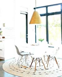dining room rugs size under table round dining room rug area under table good kitchen rug