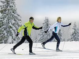Как правильно кататься на лыжах какие возможны техники катания на  техника бега на лыжах