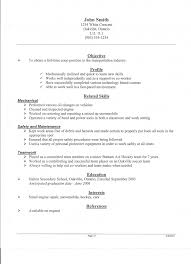 Resume Samples For Tim Hortons