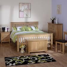 Oxford Contemporary Oak Bedroom Furniture 1