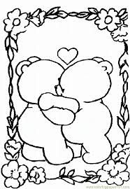 Small Picture Best Friends Coloring Pages Printable Coloring Home