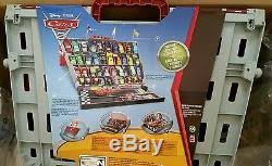 Disney Cars Fan Stand Display Case Disney Pixar Cars 100 Fan Stands Play N Display Case World Grand 30