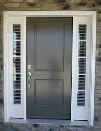 front doors with side windowsFront Door Side Window Coverings  Wood Blinds New Construction