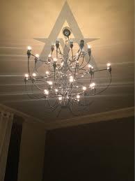ark light hot gino sarfatti designed 2097 chandelier 30 bulbs lights chandelier living room dinning
