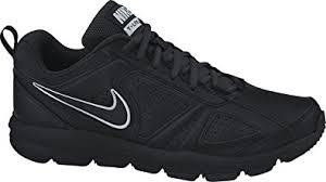 nike walking shoes. nike t-lite xi, men fitness shoes, black (black/black/ walking shoes n