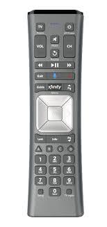 comcast xfinity xr11 voice remote urc