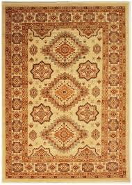persia ahvaz cream red area rug
