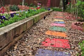 make garden stepping stones in 9 easy steps